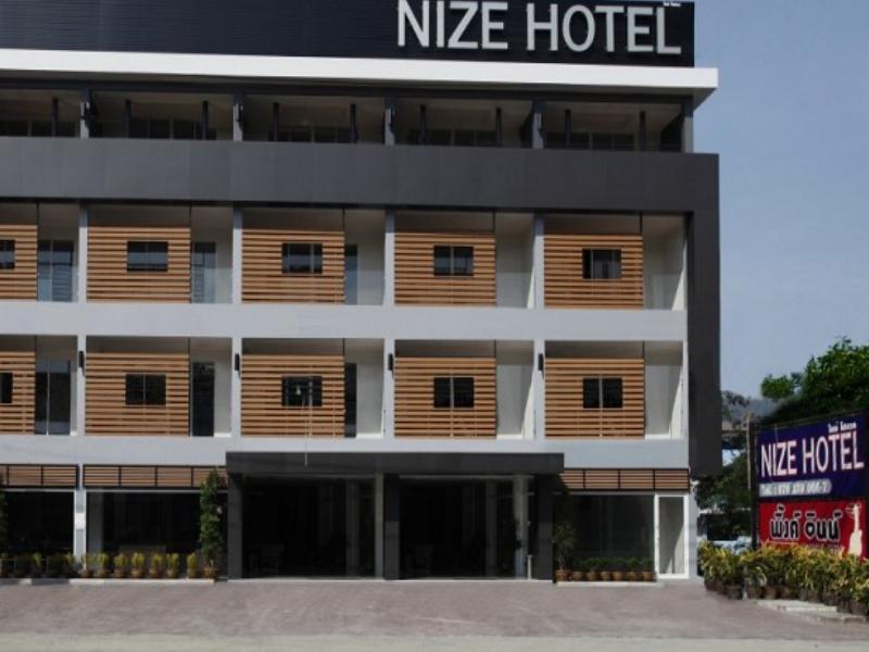 Hotell Nize Hotel i , Phuket. Klicka för att läsa mer och skicka bokningsförfrågan