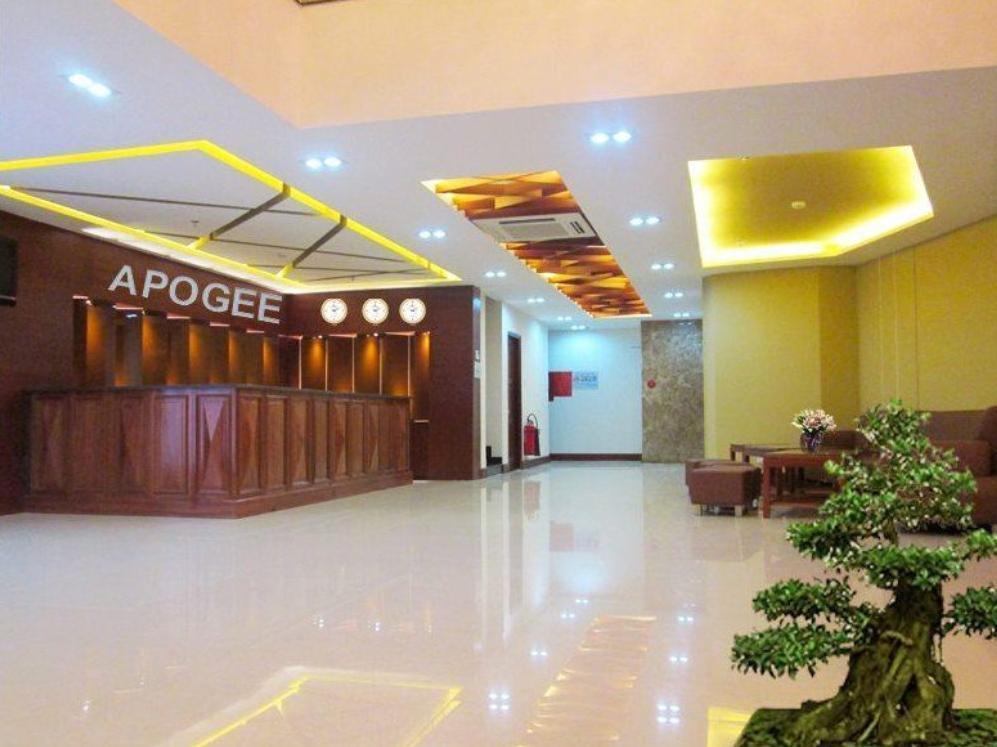 Apogee Saigon Hotel - Hotell och Boende i Vietnam , Ho Chi Minh City