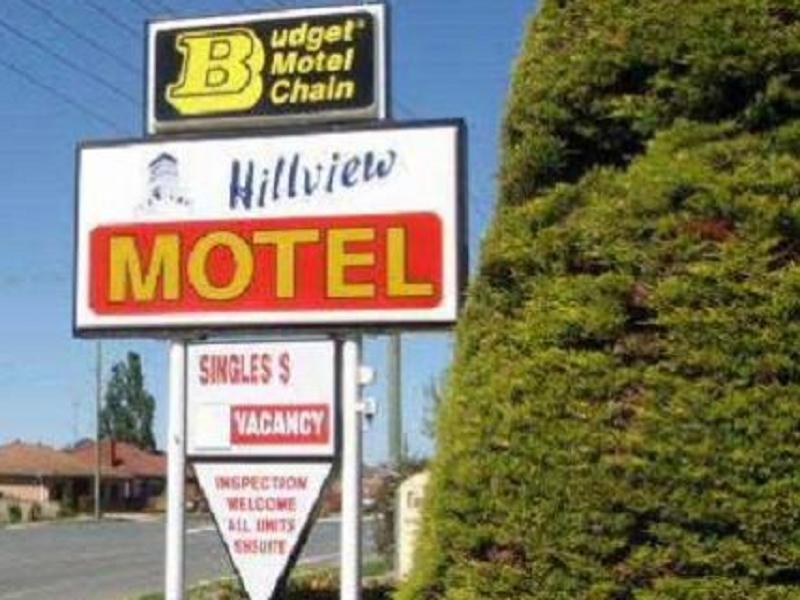 Hillview Motel - Hotell och Boende i Australien , Goulburn