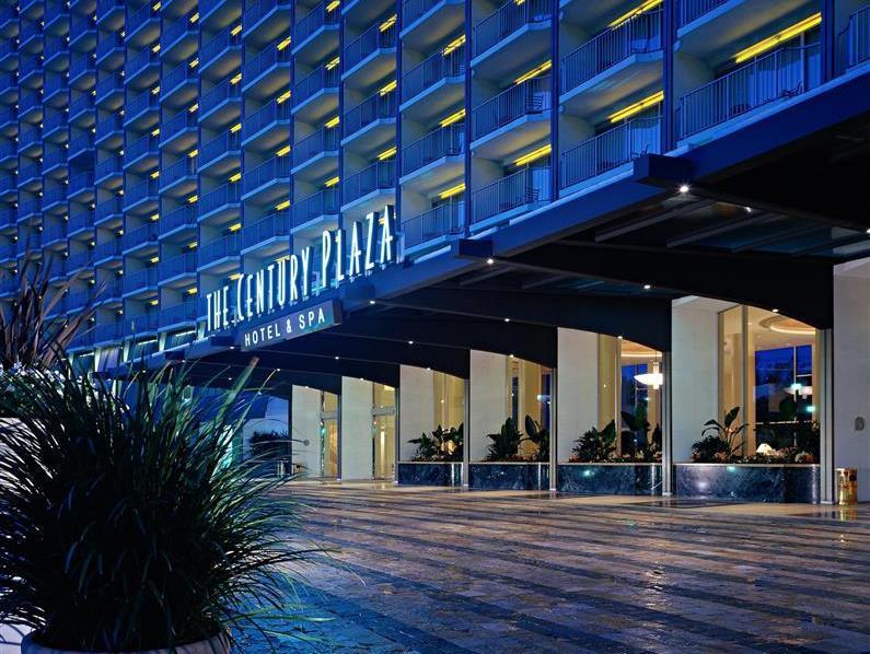 Hyatt Regency Century Plaza Hotel Los Angeles (CA) - Exteriér hotelu