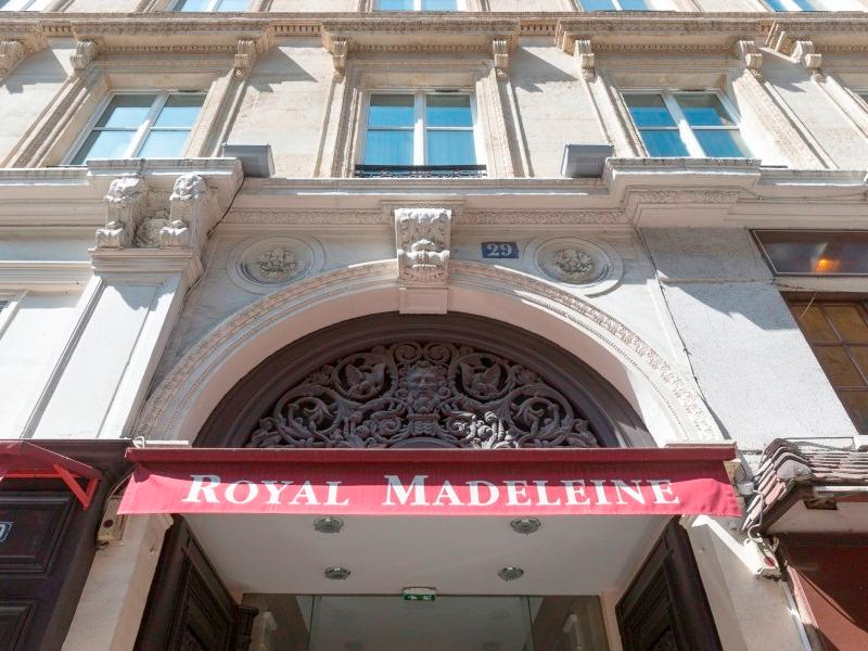 Mercure Paris Royal Madeleine Hotel Paris - Hotel Exterior