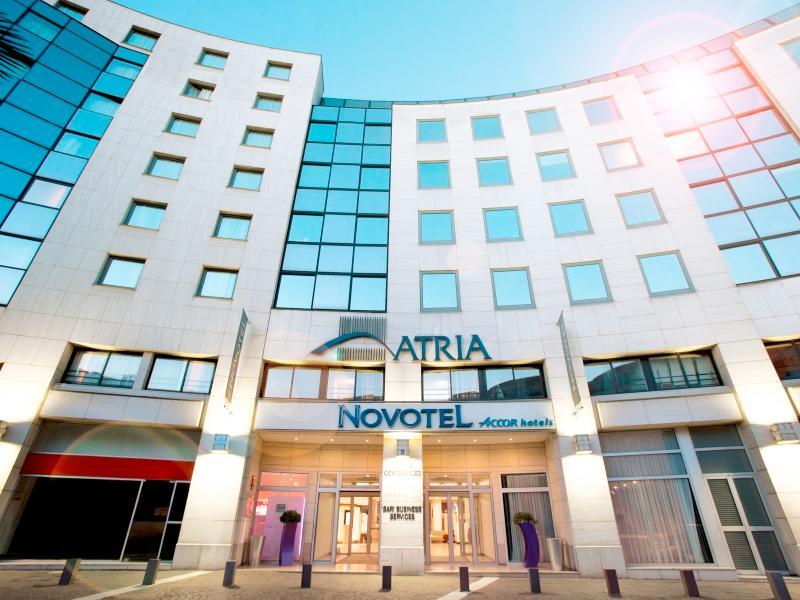 Novotel paris sud porte de charenton hotel charenton le for Hotel design sud france