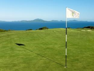 Hamilton Island Beach Club Resort Îles Whitsunday - Parcours de golf