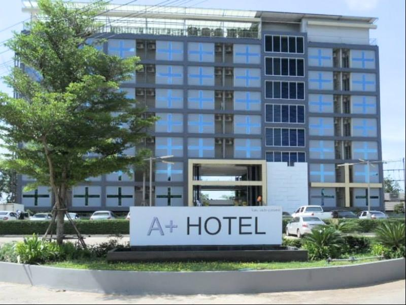 A+ Hotel - Hotels and Accommodation in Thailand, Asia