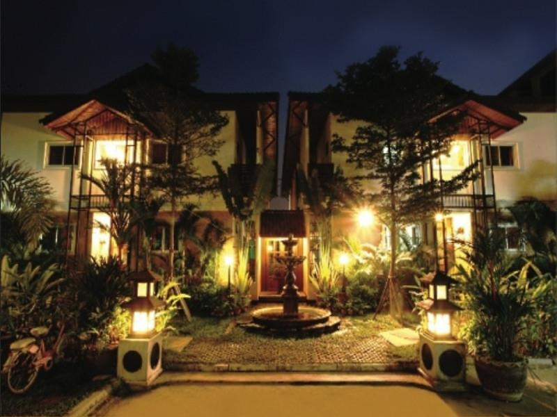 The Palm Resort - Hotels and Accommodation in Thailand, Asia