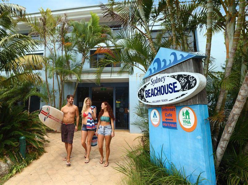 Sydney Beachouse YHA - Hotell och Boende i Australien , Sydney