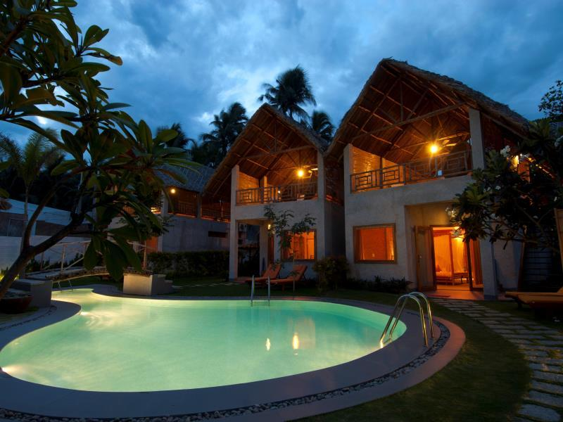 Lang Ca Voi (The Whales Village) Guesthouse - Hotell och Boende i Vietnam , Phan Thiet