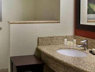 Courtyard By Marriott Calgary Airport Hotel Calgary (AB) - Bathroom