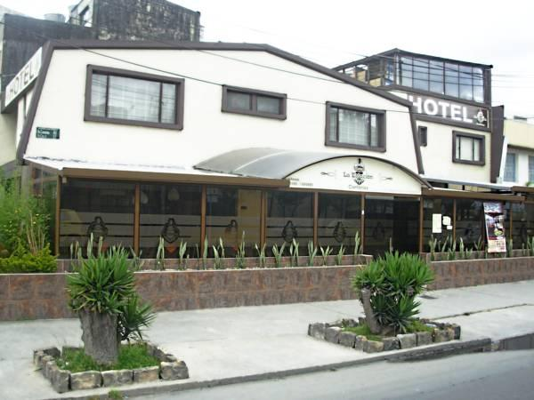 Hotel La Estación - Hotels and Accommodation in Colombia, South America