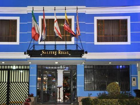 Hotel Salitre Real - Hotels and Accommodation in Colombia, South America