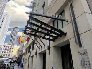 พาวเวลโฮเต็ล ซานฟรานซิสโก (CA) - ภายนอกโรงแรม