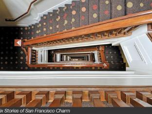 The Powell Hotel San Francisco (CA) - Interiér hotelu