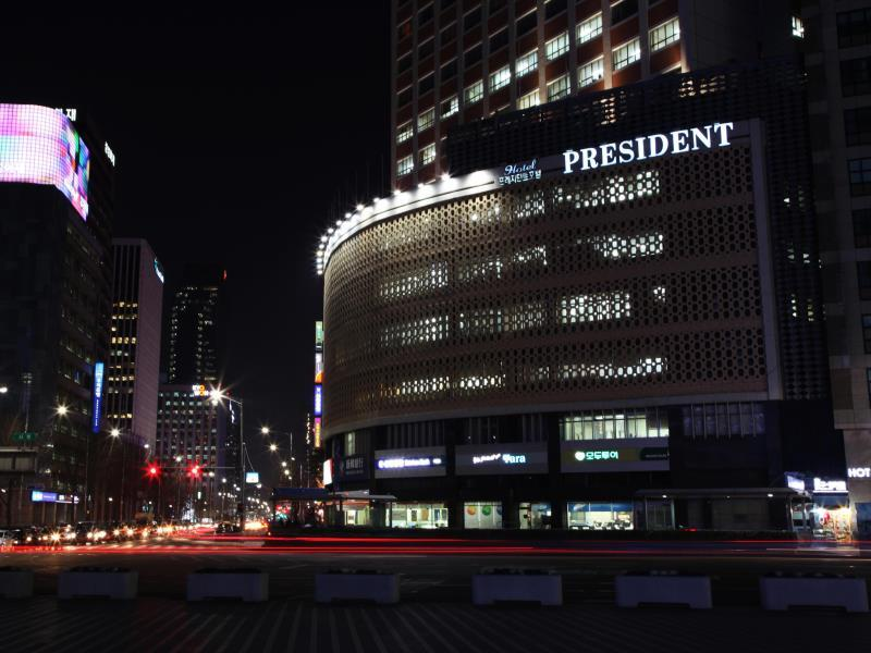 President Hotel - Hotels and Accommodation in South Korea, Asia
