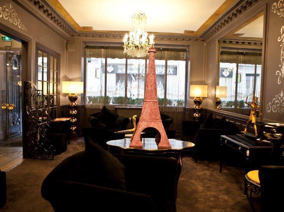 Prince Albert Louvre Hotel - Hotell och Boende i Frankrike i Europa