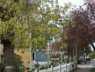 Rosewood Bed And Breakfast Victoria (BC) - Balcony/Terrace