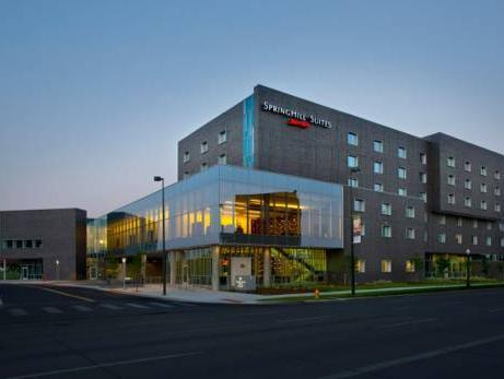 Springhill Suites By Marriott Denver Downtown Hotel