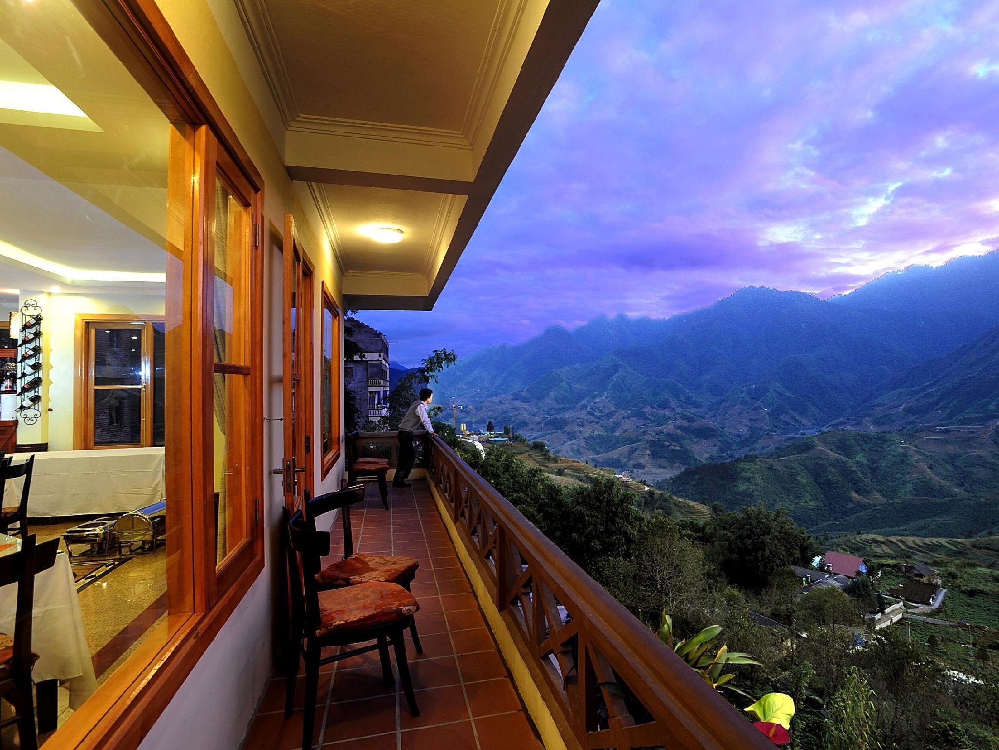 Sapa Lodge Hotel - Hotell och Boende i Vietnam , Sapa (Lao Cai)