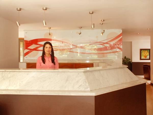 Apartaestudios Los Andes - Hotels and Accommodation in Colombia, South America