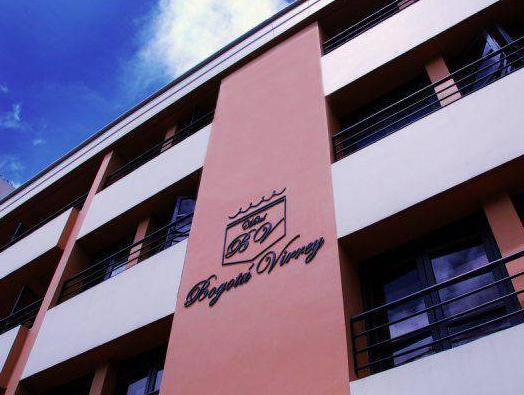 Hotel Bogota Virrey - Hotels and Accommodation in Colombia, South America