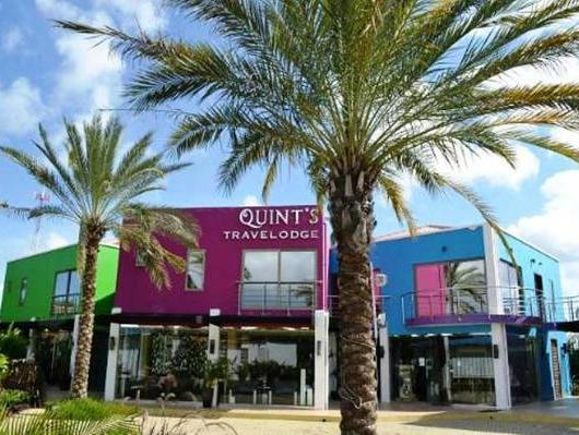 Quints Travelers Inn - Hotels and Accommodation in Netherlands Antilles, Central America And Caribbean