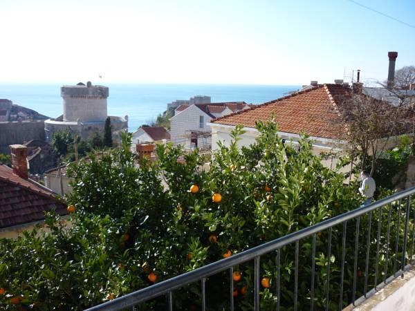Apartment Two Oranges Dubrovnik - Balcony/Terrace