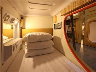 Chongqing Qixing Taikongcang Apartment Jiefangbei