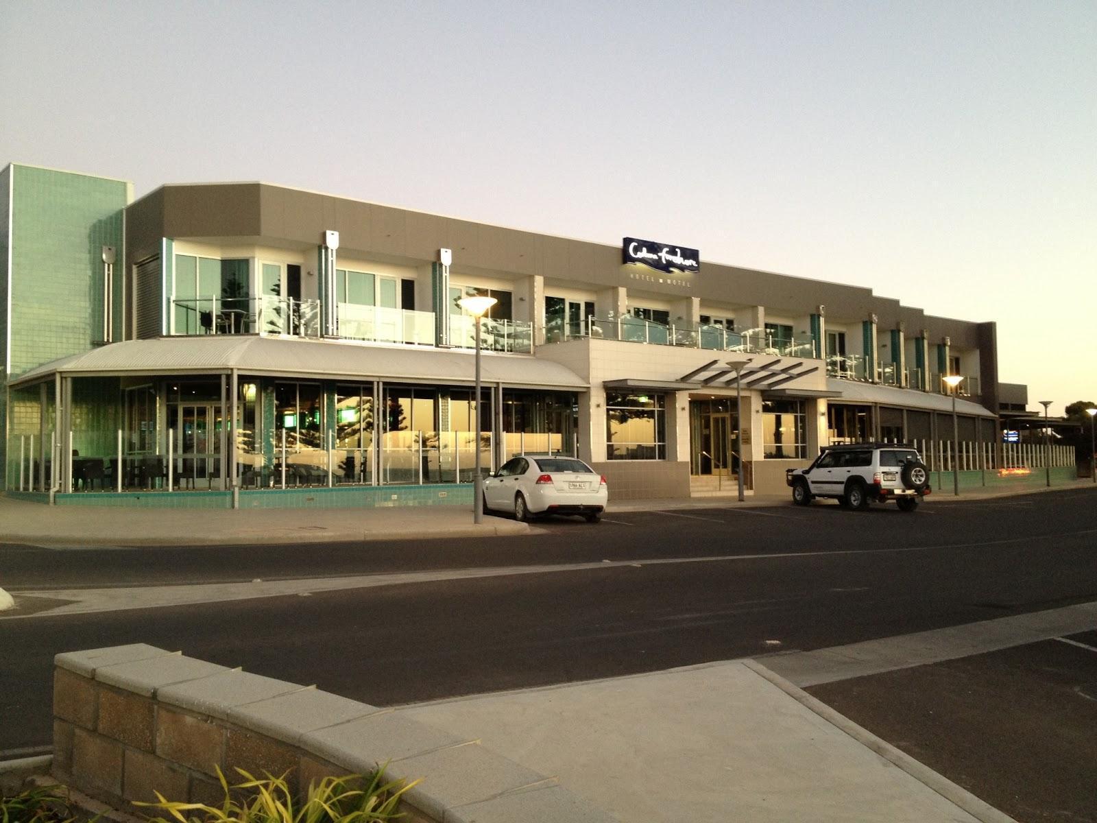 Ceduna Foreshore Hotel Motel - Hotell och Boende i Australien , Ceduna