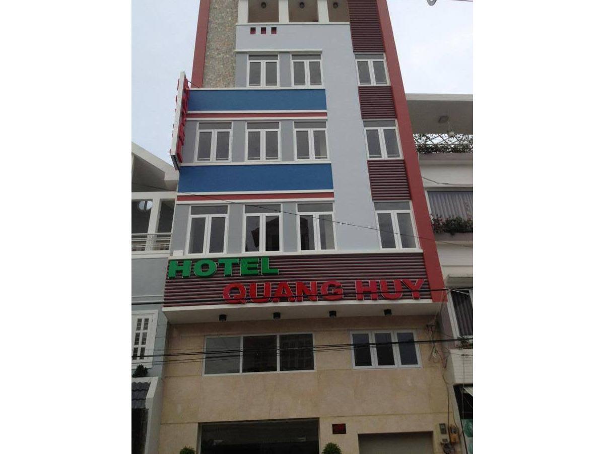 Quang Huy Hotel - Hotell och Boende i Vietnam , Ho Chi Minh City