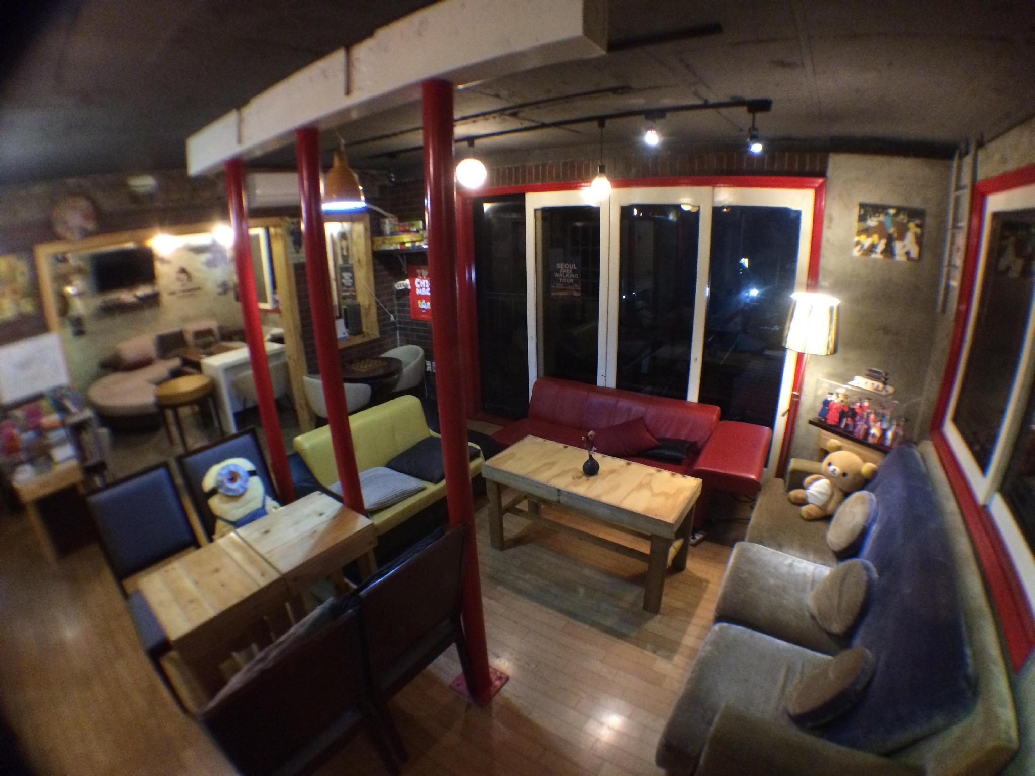 Mr. Comma Guesthouse - Hotels and Accommodation in South Korea, Asia