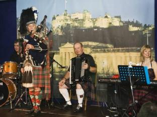 Thistle Edinburgh - The King James Edinburgh - Restaurant