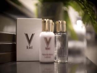V Hotel Bencoolen Singapore - Bathroom amenities