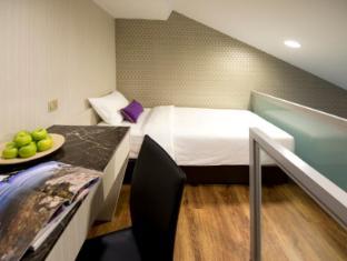 วี โฮเต็ล เบนคูเลน สิงคโปร์ - ห้องพัก