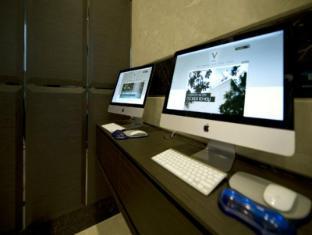 V Hotel Bencoolen Σιγκαπούρη - Εσωτερικός χώρος ξενοδοχείου