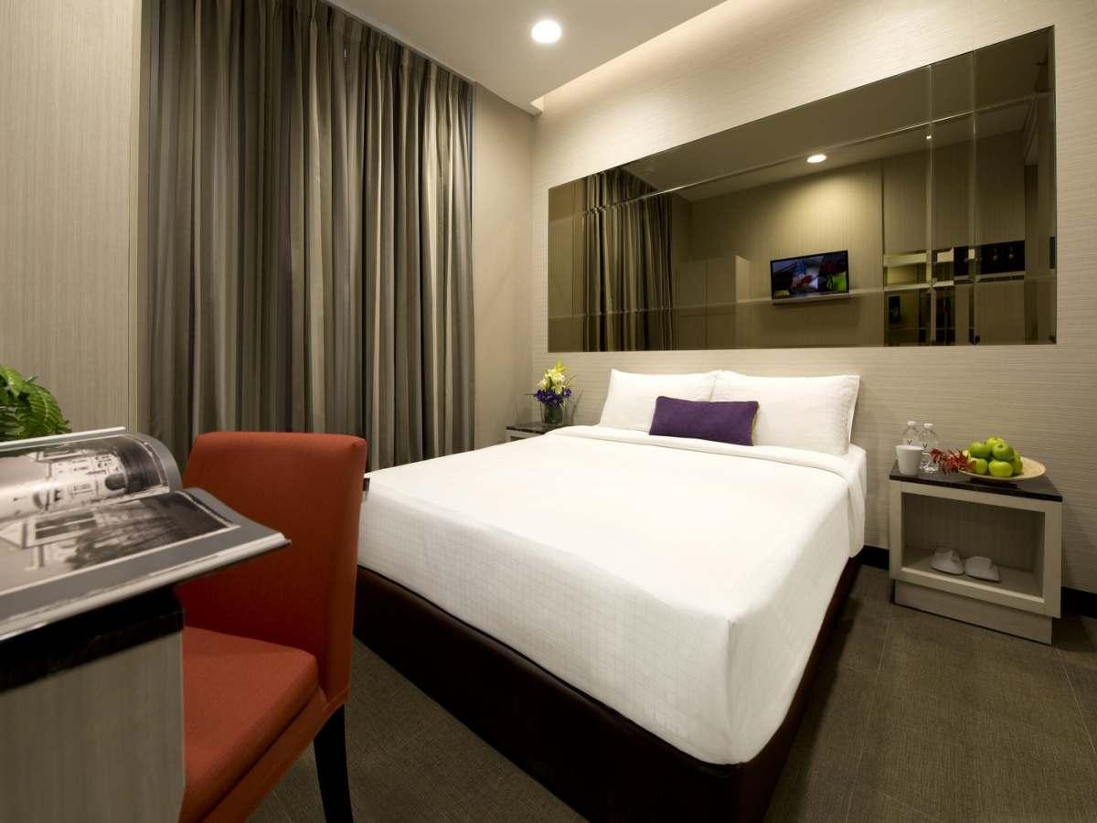 V Hotel Bencoolen Singapore