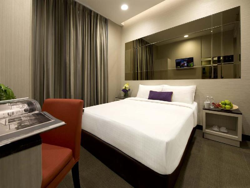 V Hotel Bencoolen سنغافورة