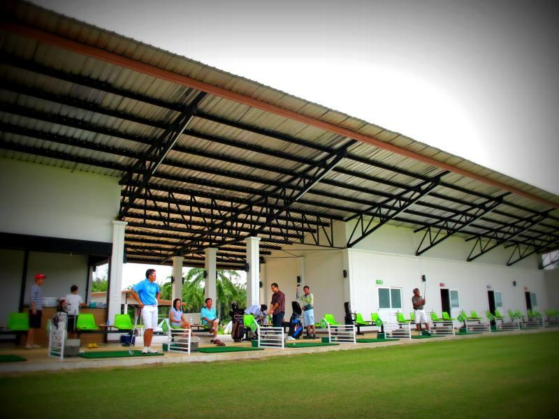 Palm Driving Range & Resort - Hotels and Accommodation in Thailand, Asia