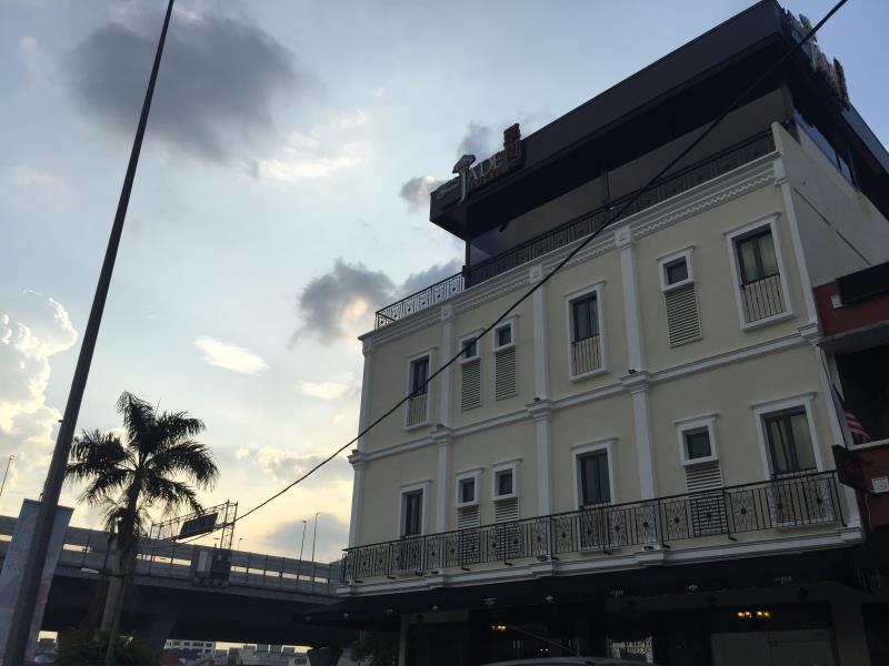 โรงแรม เดอะ แกรนด์ เจด (The Grand Jade Hotel)