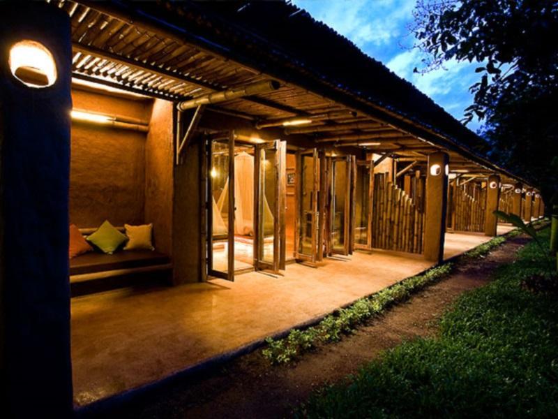 บ้านห้วยน้ำริน รีสอร์ท : ที่พักสวนผึ้ง จ.ราชบุรี