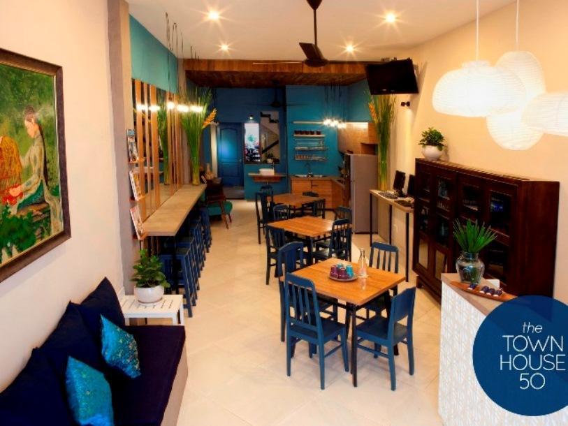 The Town House 50 Hotel Saigon - Hotell och Boende i Vietnam , Ho Chi Minh City