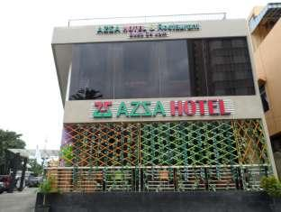 Azza Hotel Palembang 博登巨港酒店