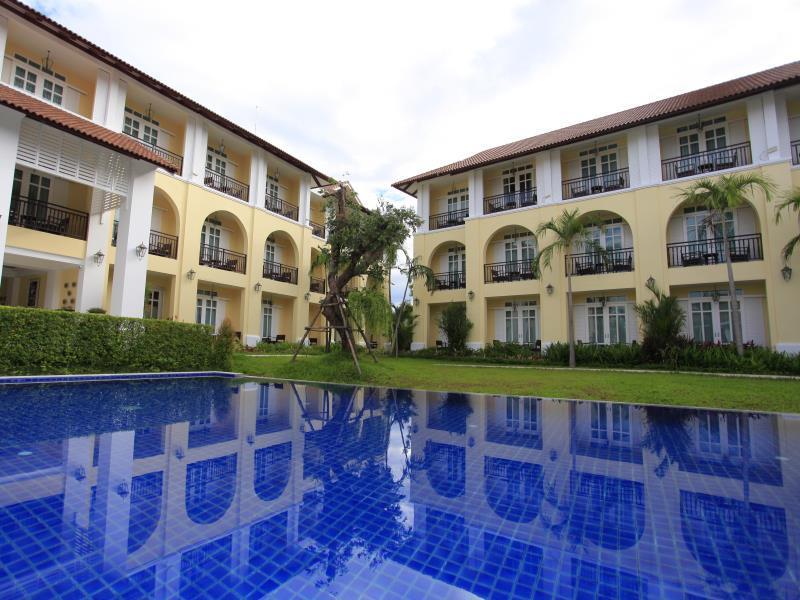 Khamthana the Colonial Hotel Chiangrai - Chiang Rai