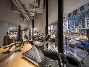 BIG Hotel Singapore - Fitness Room