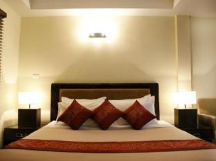 LK Mansion פטאיה - חדר שינה