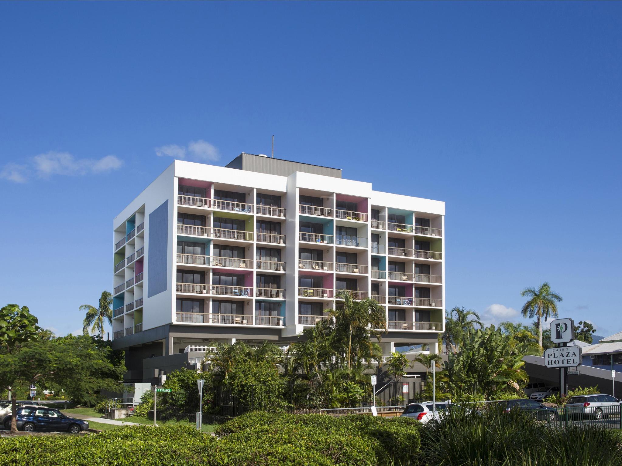 Cairns Plaza Hotel - Hotell och Boende i Australien , Cairns