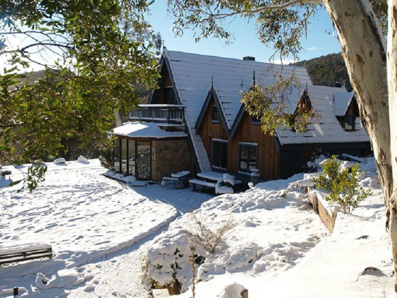 Habitat Chalet - Hotell och Boende i Australien , Jindabyne