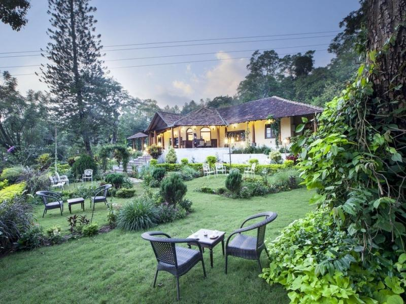 Old Kent Estates   Spa - Kodagu - Hotel and accommodation in India in Coorg