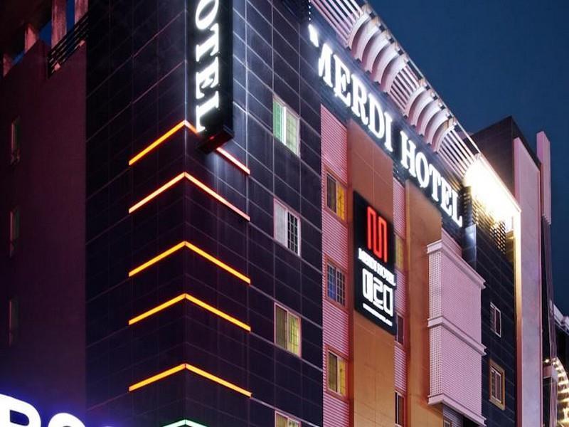 โรงแรม  เมอร์ดี  (Merdi Hotel)