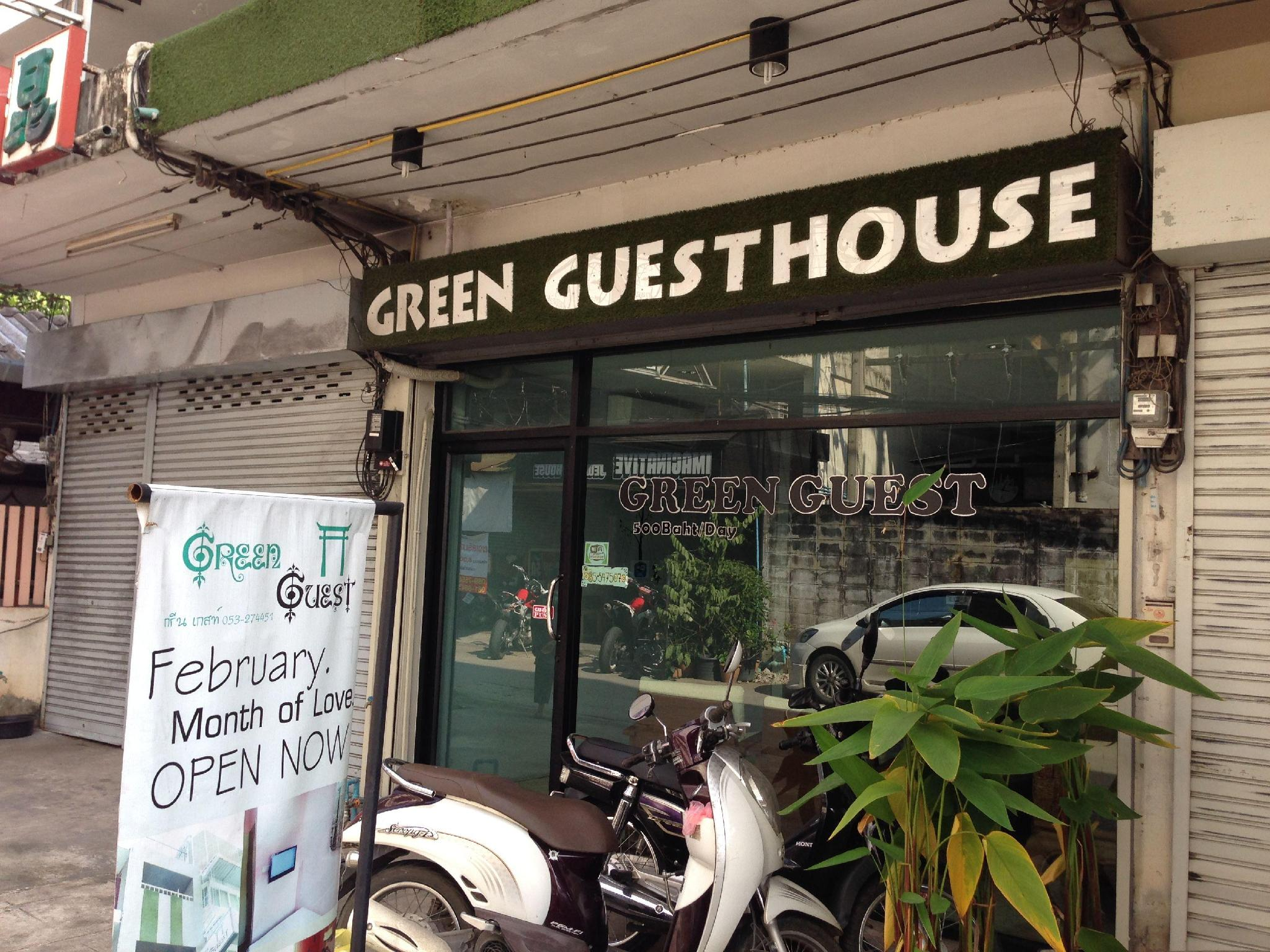 Green Guest Hotel - Hotels and Accommodation in Thailand, Asia