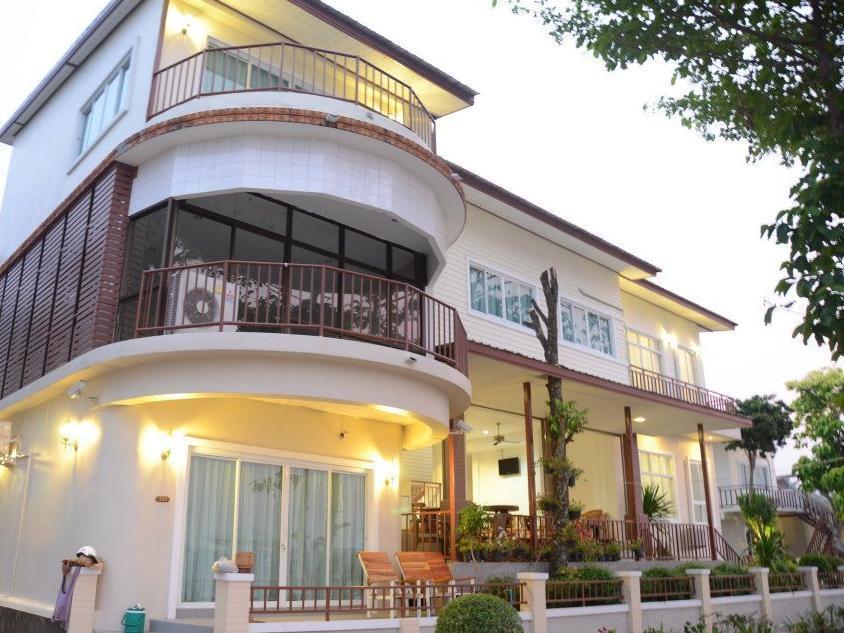 บ้านสบาย ริมโขง (Baansabairimkhong) : ที่พักหนองคาย