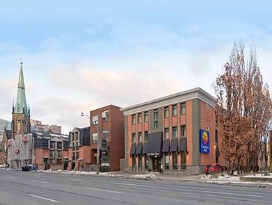 Comfort Inn City Centre Toronto (ON) - Exkluzív társalgó